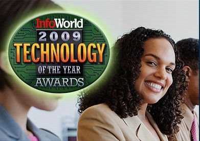 InfoWorld awards Stratus Avance 2009 Technology of the Year award